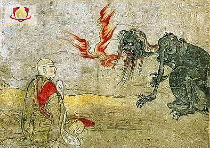 Cô hồn (quỷ đói) trong truyền thuyết