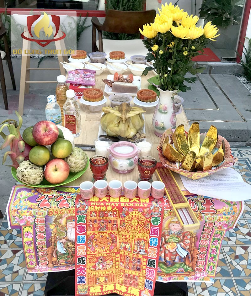 Cúng cô hồn là tín ngưỡng tâm linh truyền thống của người Việt