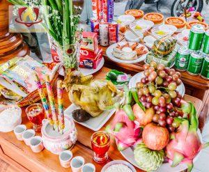Cúng Khai Trương