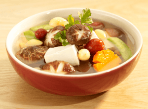 canh ngủ sắc