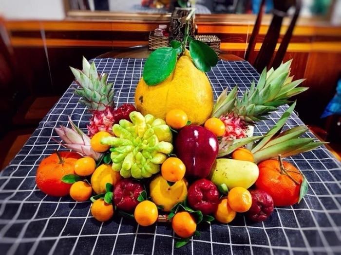 Một số gợi ý trái cây bạn nên chọn để thắp hương