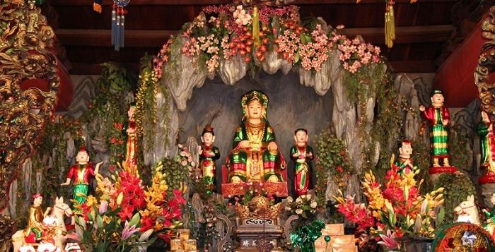 Các lễ vật cần chuẩn bị khi cúng Ban Sơn Trang