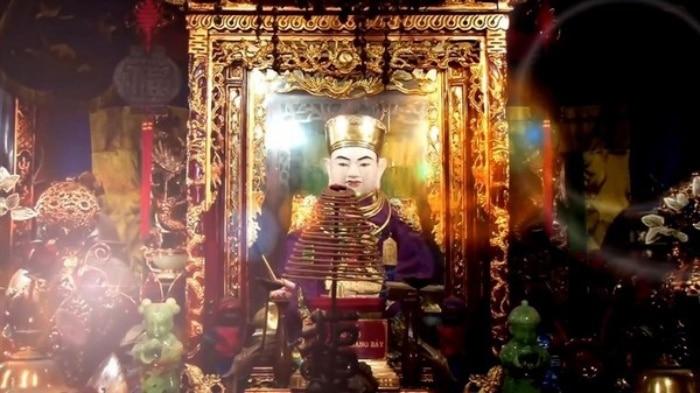 Văn khấn đi lễ đền ông Hoàng Bảy