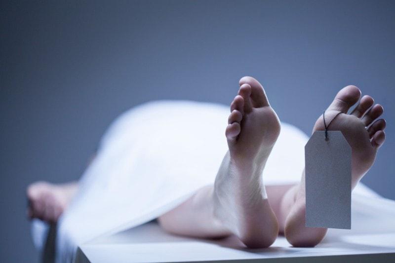 Tại sao người chết phải che mặt